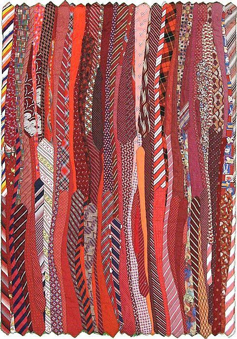 Creatief met stropdassen