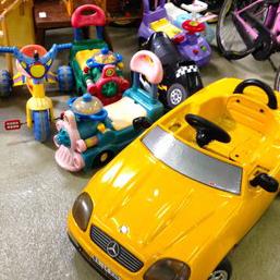 Baby en kind kringloopwinkel Lemmer Friesland