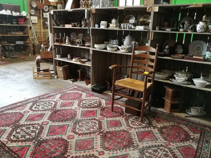 Antiek en curiosa Friesland Lemmer