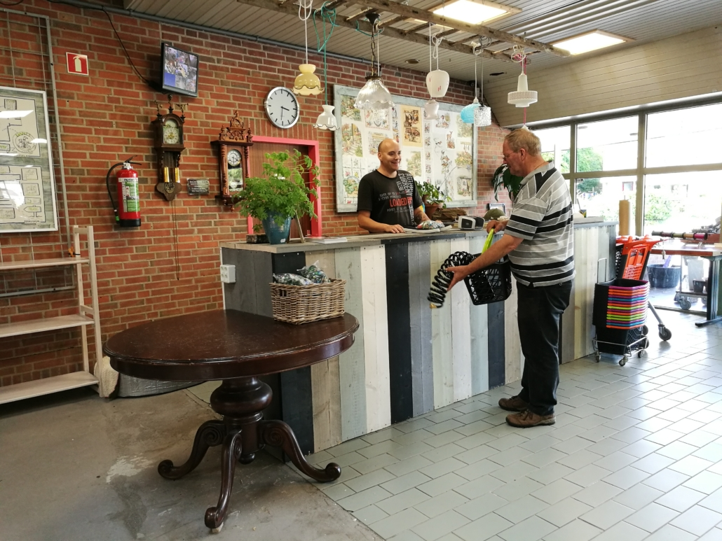 Vacatures werken bij kringloopwinkel Lemmer Friesland