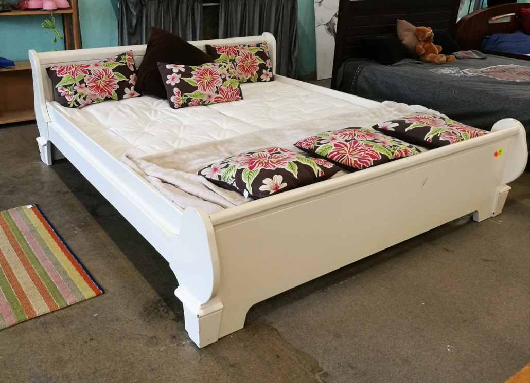 Tweedehands bed