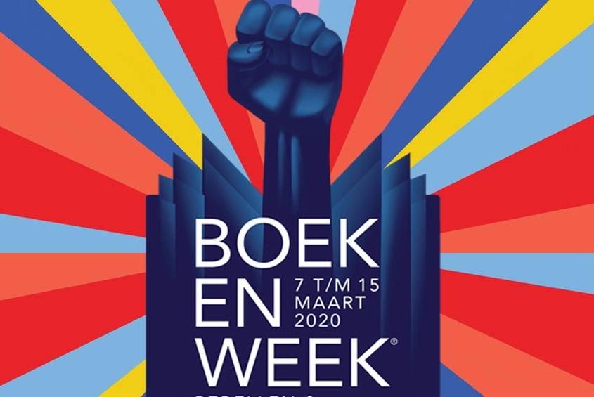 Boekenweekactie Kringloopwinkel Lemmer Friesland