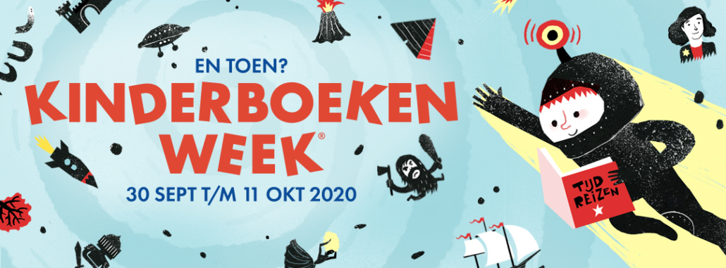 Kinderboekenweek actie 2020